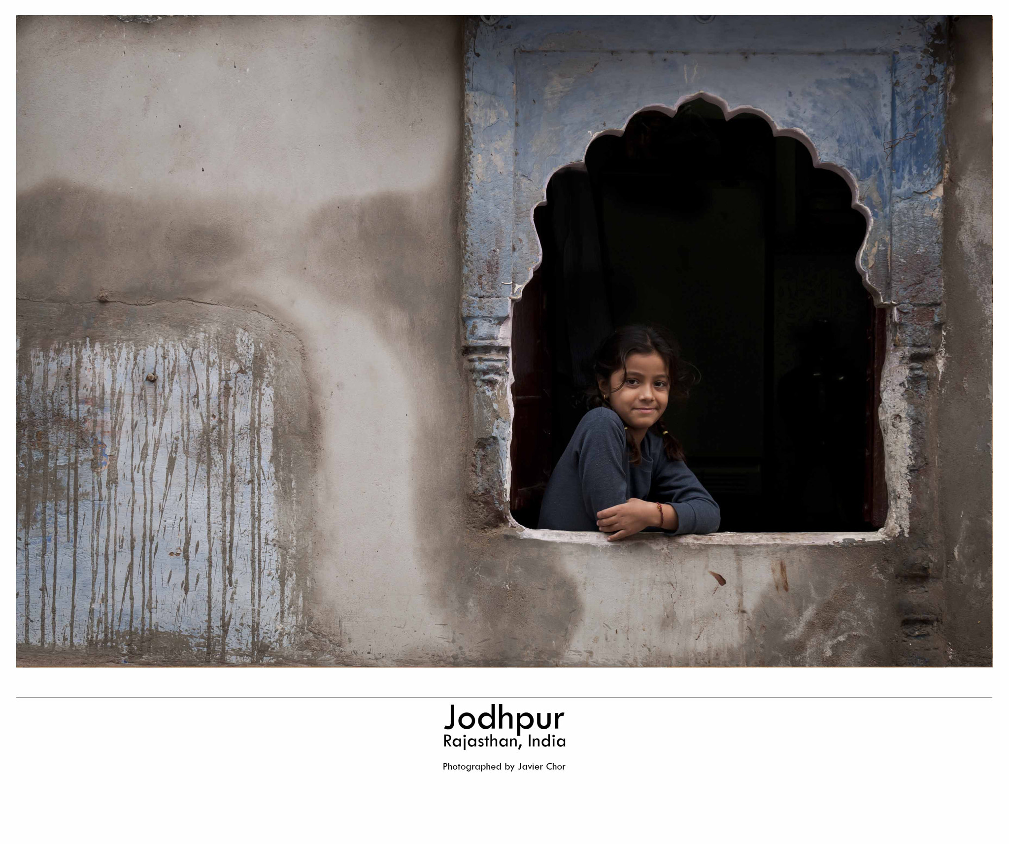 Photograph Pretty Little Girl in Jodhpur India by Javier Chor on 500px