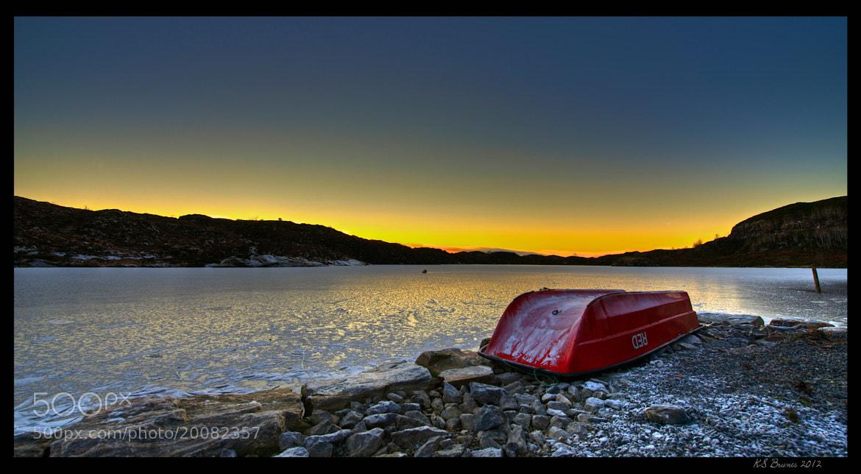 Photograph Winter Ice by Kjell Stian Brunes on 500px