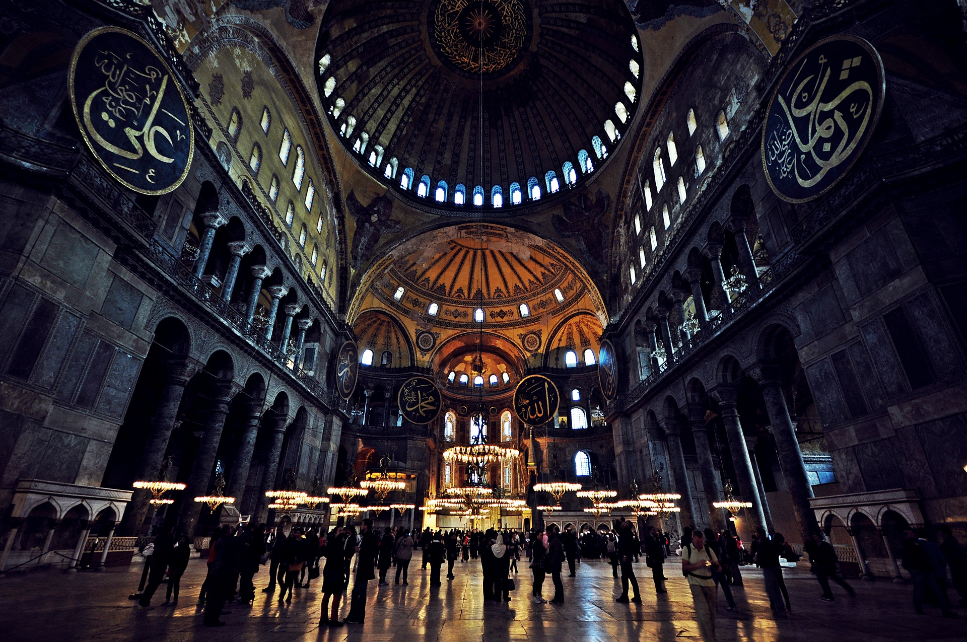 Photograph Wonder Hagia Sophia by Ayhan ÇAKAR on 500px