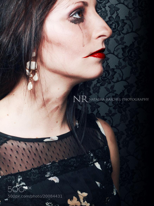 Photograph Black Daliah by Natasha Raichel on 500px
