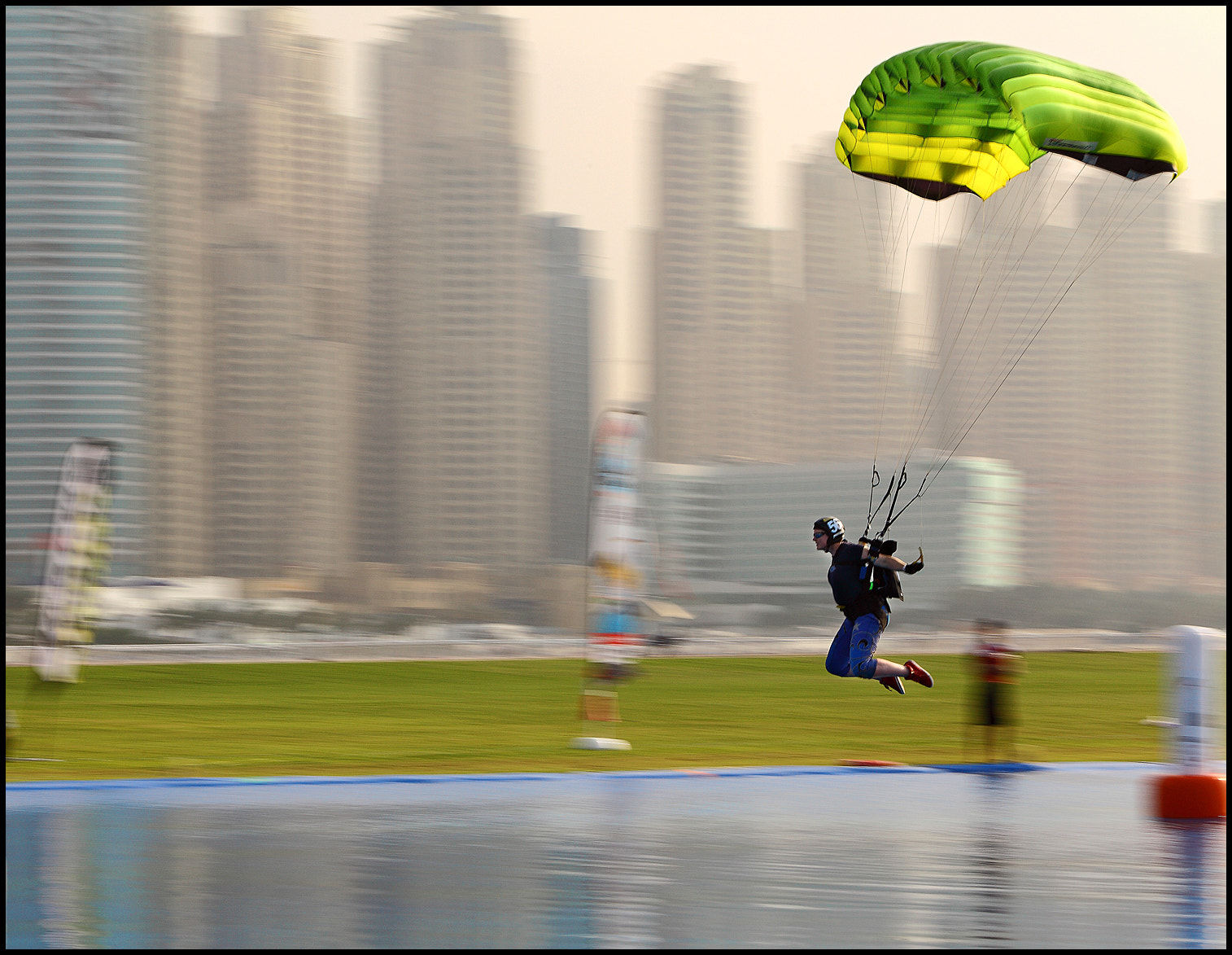 Photograph Skydive Dubai by Shoayb Khattab on 500px