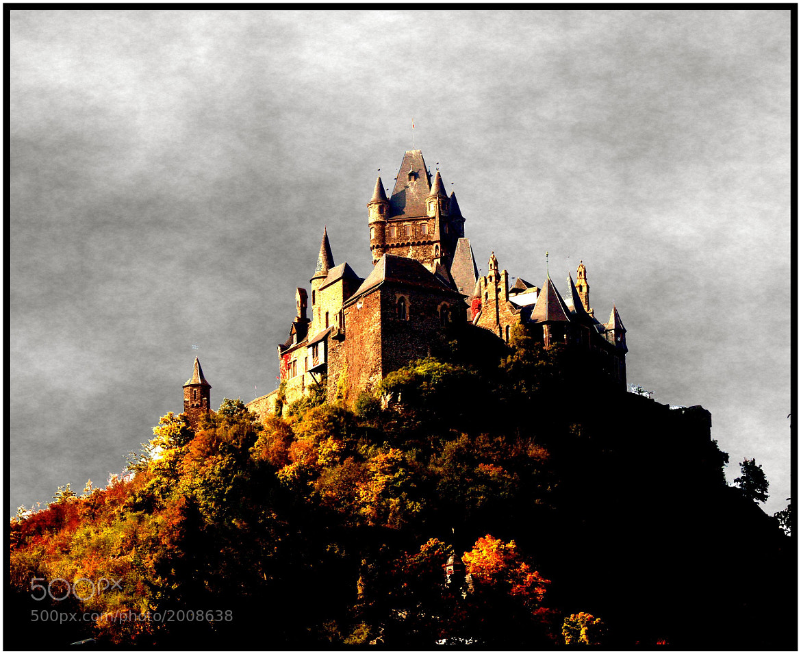 Photograph Castle by Karl Morlock on 500px