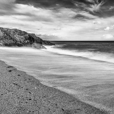 Greystones Beach, Canon EOS 80D, Canon EF-S 18-55mm f/3.5-5.6 IS STM