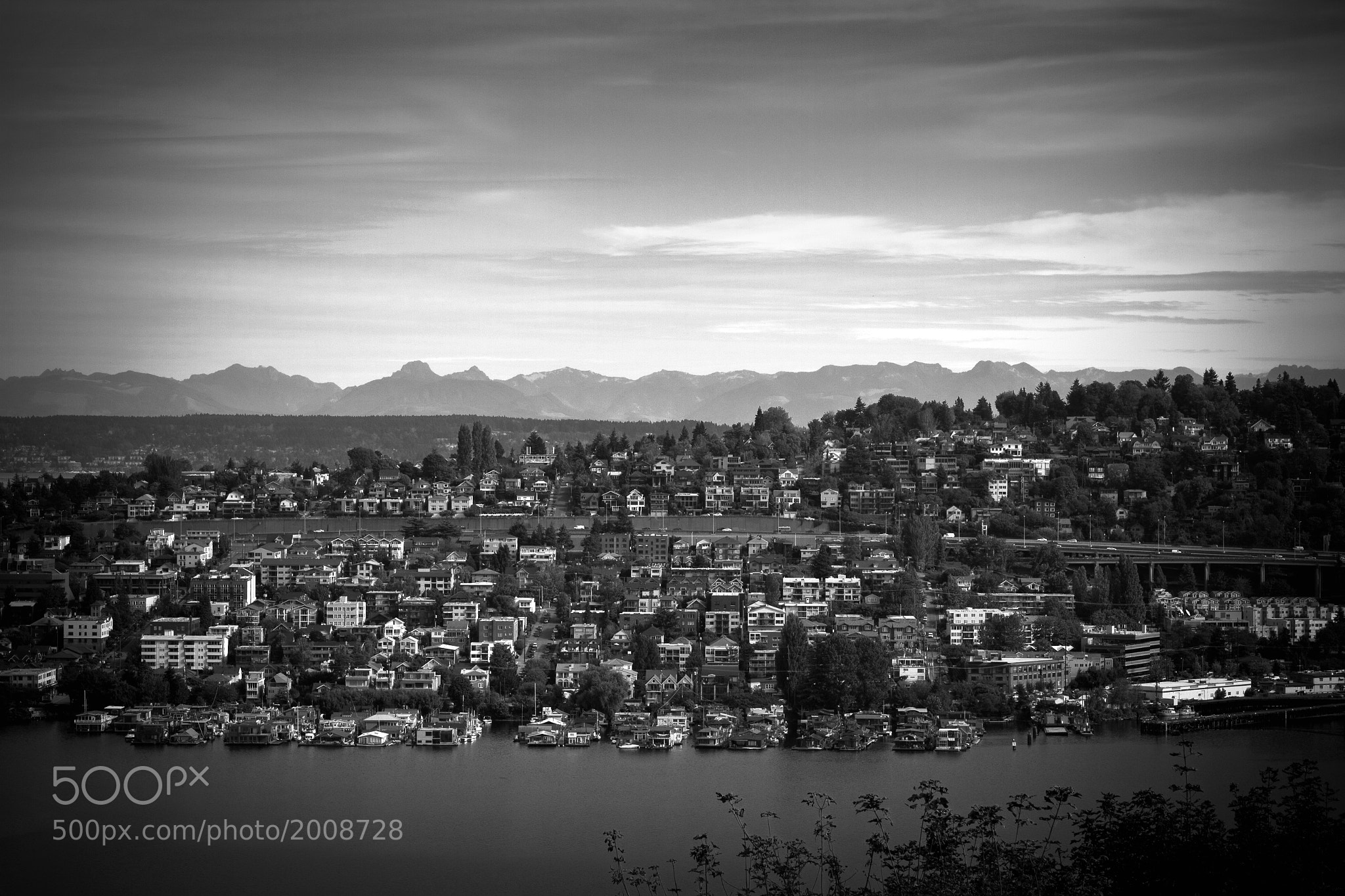 Photograph view_towards_Cap_Hill by James Schneider on 500px