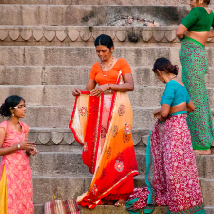 Indian women on the, Canon EOS 70D
