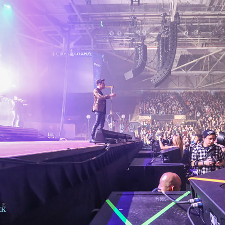 Panic at the Disco 1, Canon EOS 6D, Canon EF 16-35mm f/2.8L II