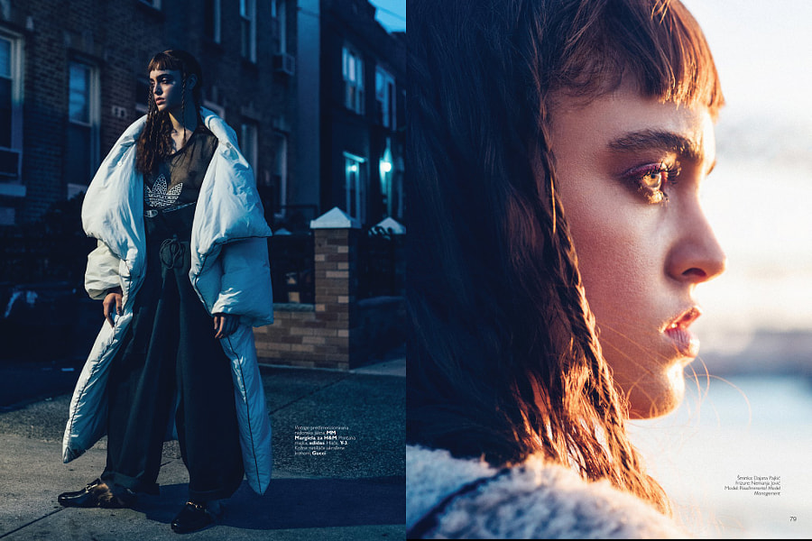 Grazia Croata November 2016 editorial