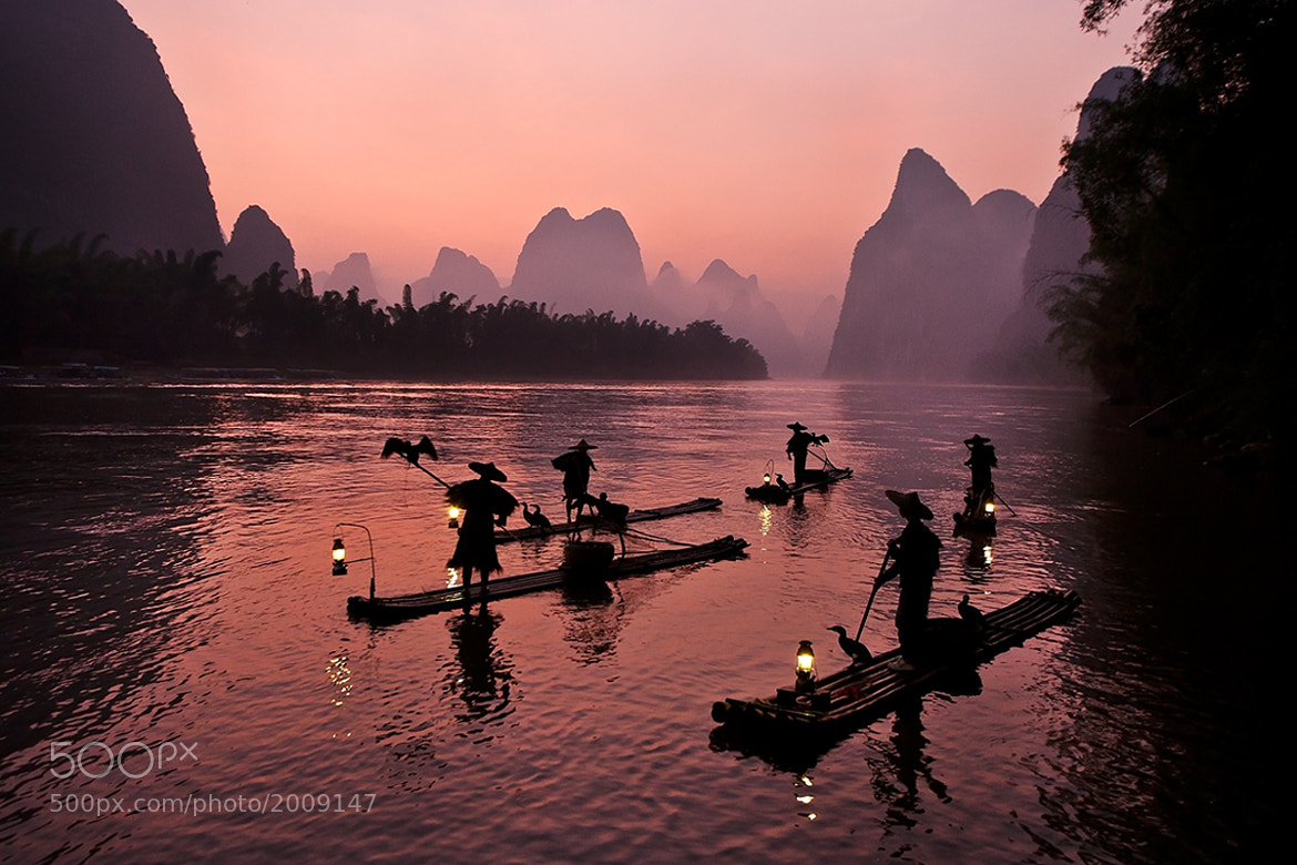 Photograph Fisherman by Shin YongSang on 500px