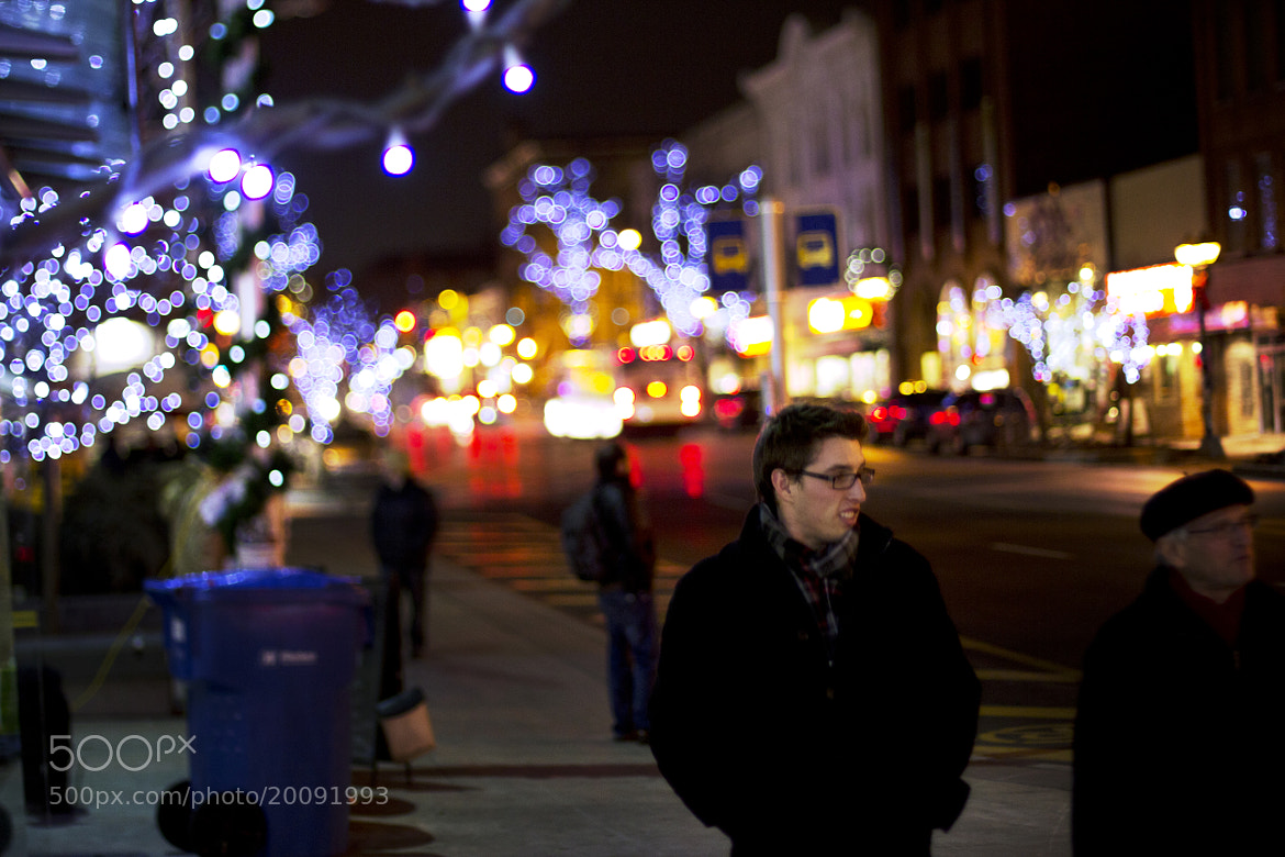 Photograph Christmas in Uptown by Jocelyn C on 500px