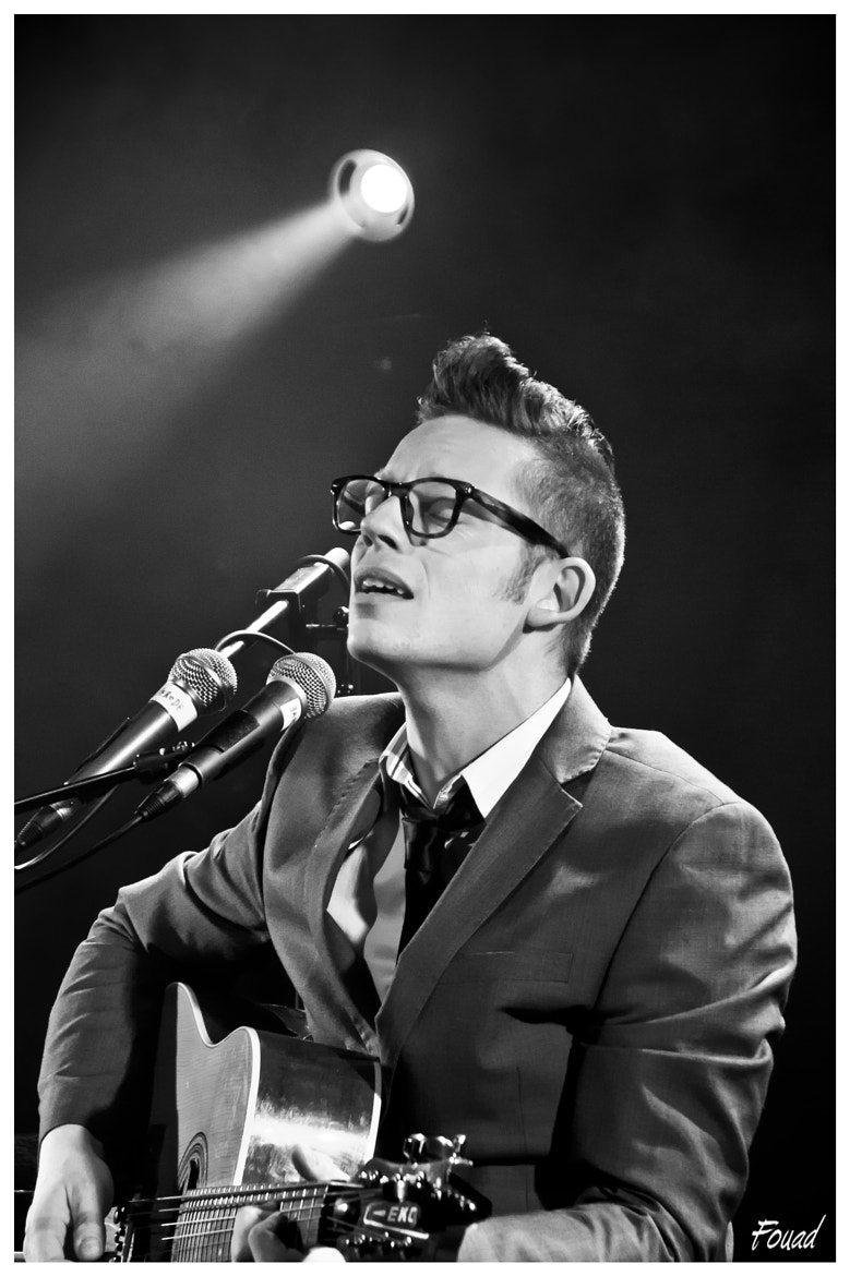 Photograph Bernhoft live in paris  by fouadoulicious on 500px