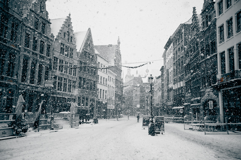 Photograph snow by dvoevnore . on 500px