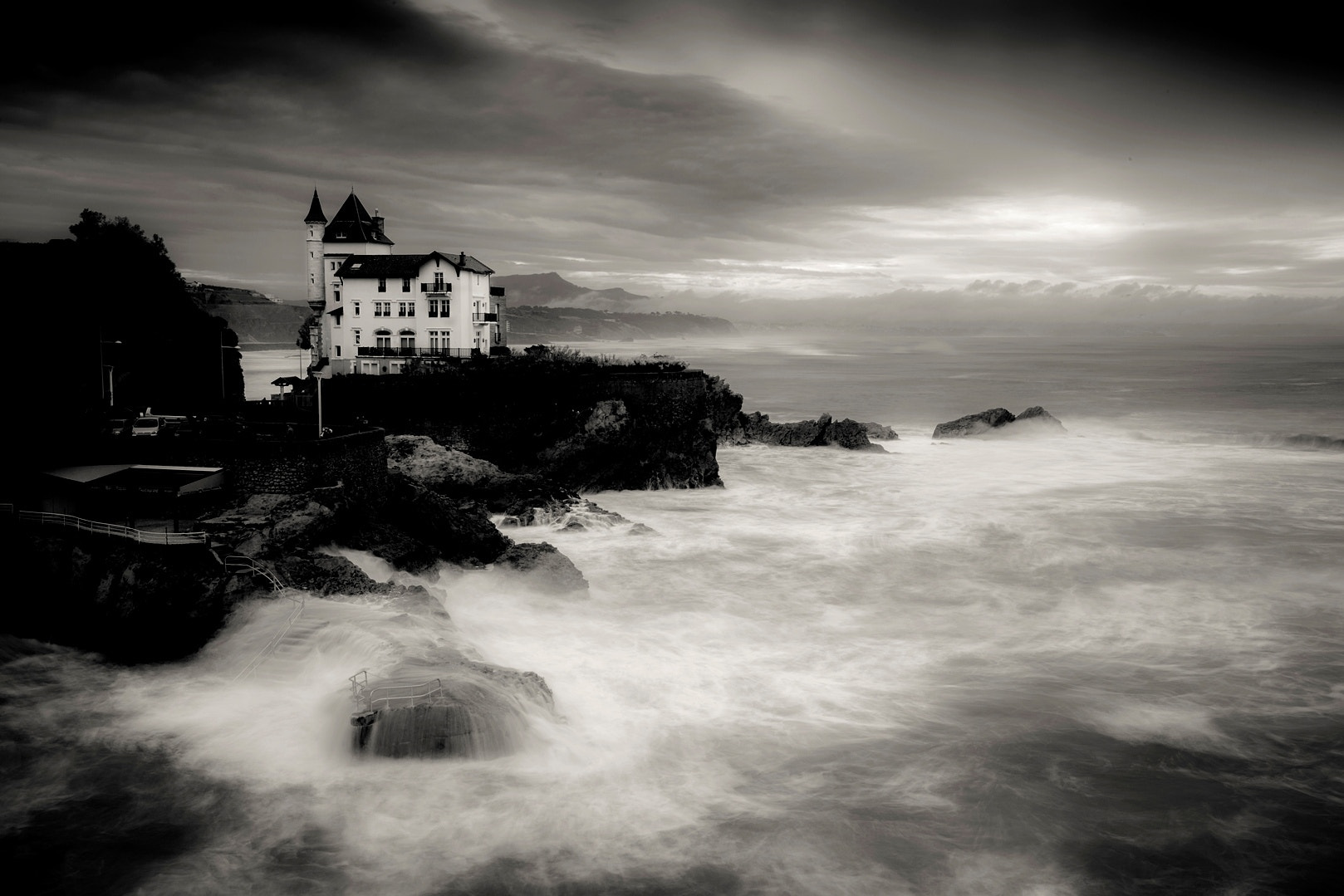 Photograph Biarritz by Patrick Pichard on 500px
