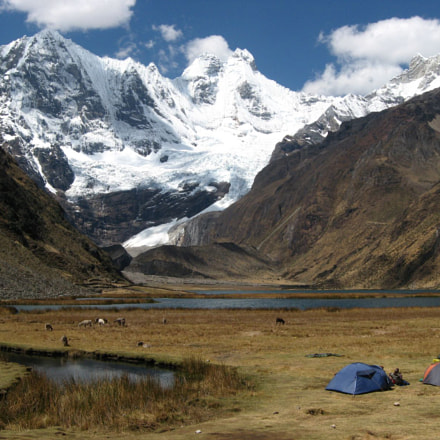 Mountains of Peru, Canon POWERSHOT A570 IS
