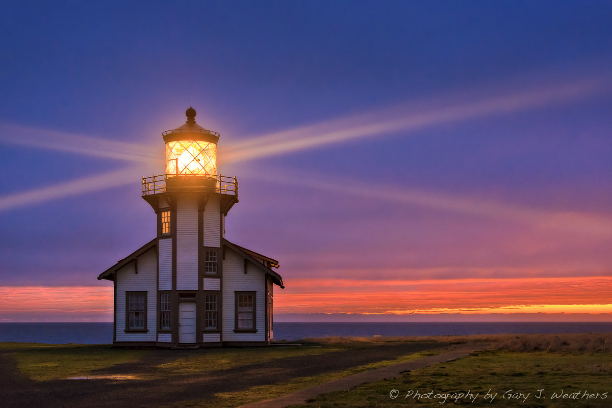 Photograph Point Cabrillo Lighthouse by Gary Weathers on 500px