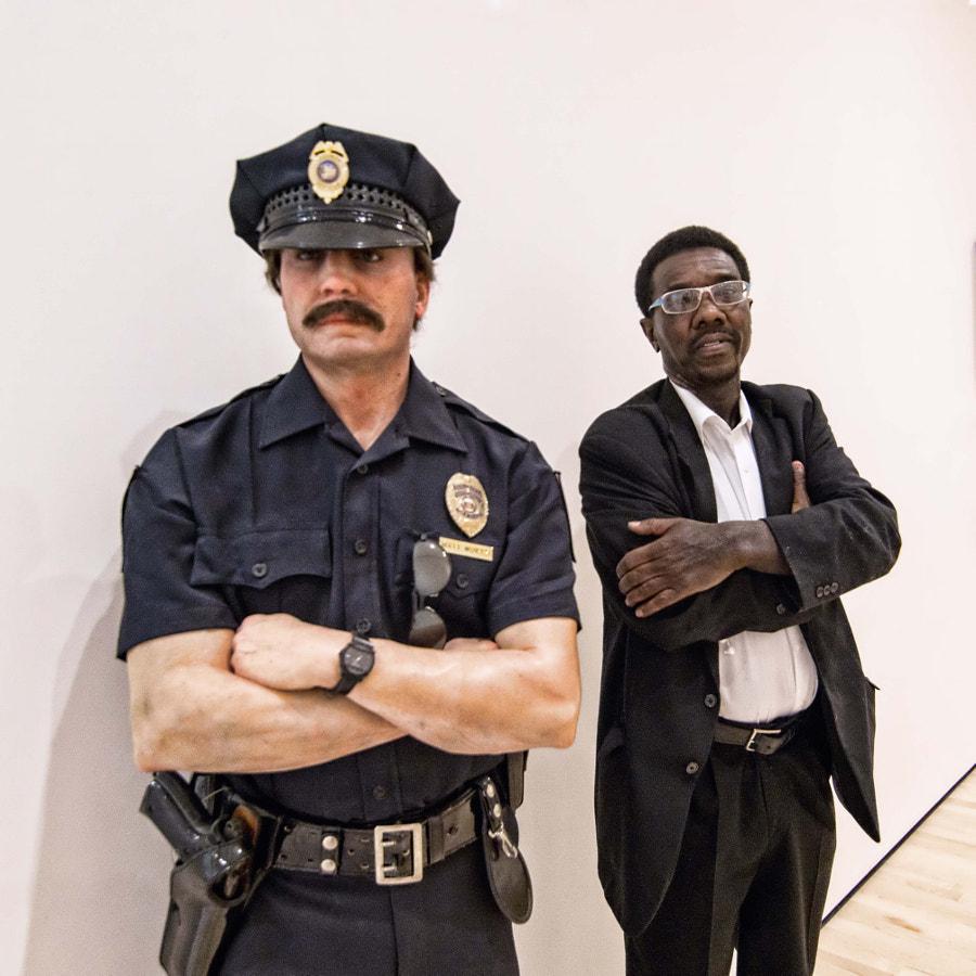 wax policeman DSC