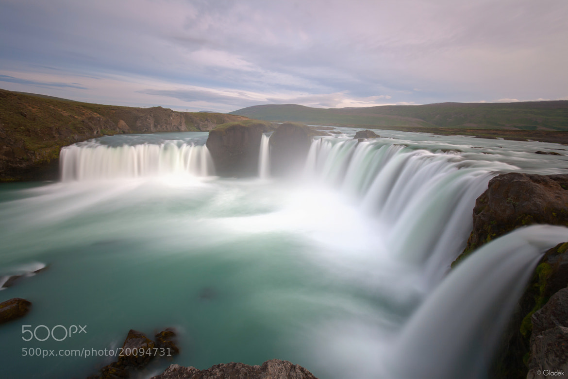 Photograph Goðafoss by gladek on 500px