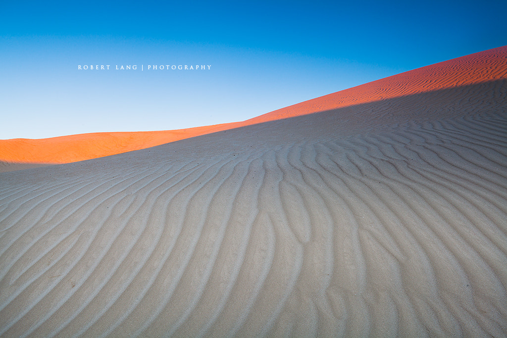 Photograph Sand dunes, Australia by Robert Lang on 500px