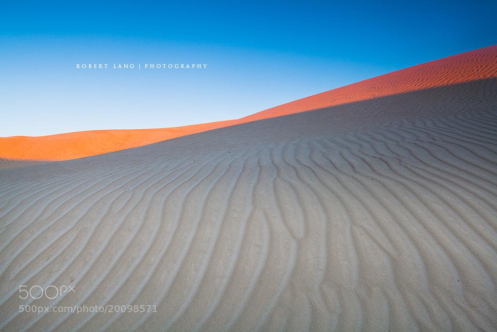 Photograph Sand dunes, Australia by Robert Lang on 500px