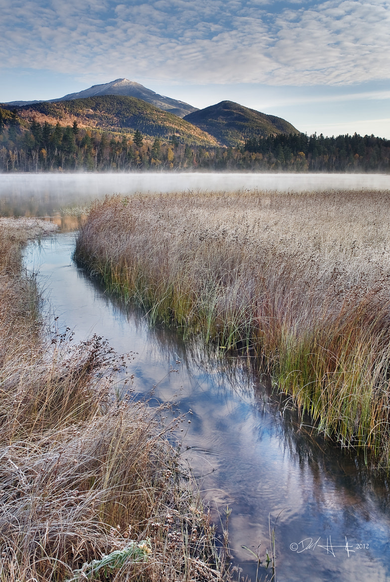 Photograph Connery Pond by Del  Higgins on 500px