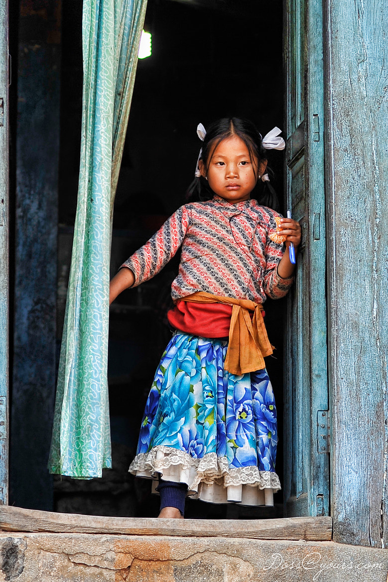 Photograph Nepali Girl by Doss@yours Photography on 500px