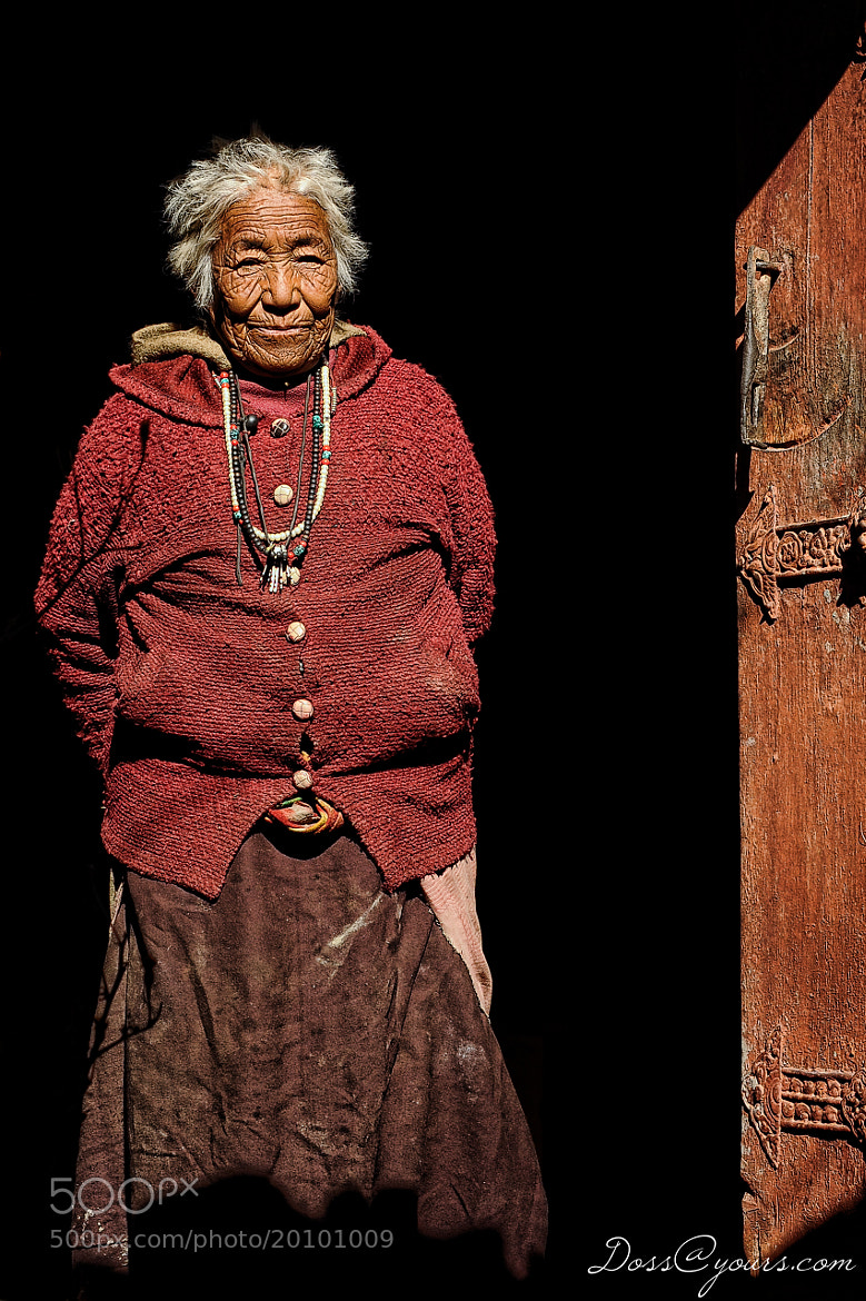 Photograph Eremitic Nun by Doss@yours Photography on 500px