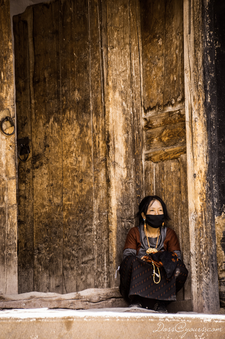 Photograph Pilgrim in Doorway by Doss@yours Photography on 500px
