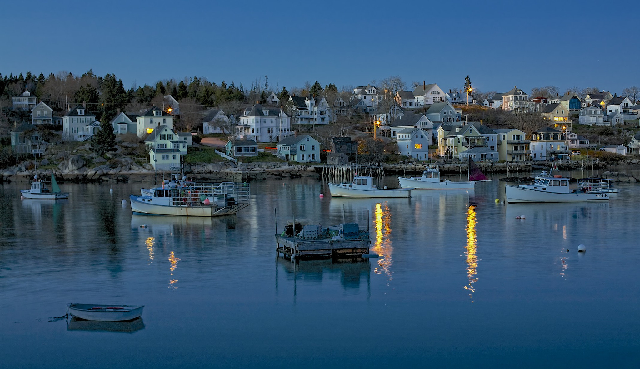 Photograph Quiet harbor by Don Seymour on 500px