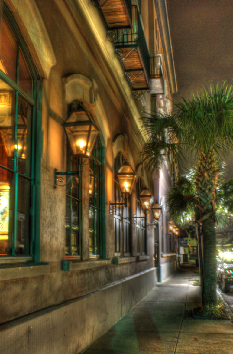 "Photograph ""Gaslights in Charleston"" by Ryan Ball on 500px"