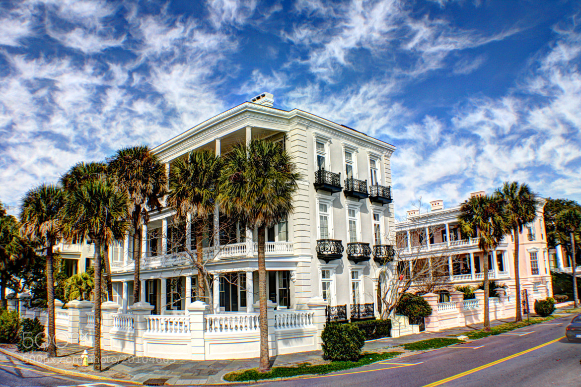 """Photograph """"Charleston: Corner of the Battery"""" by Ryan Ball on 500px"""