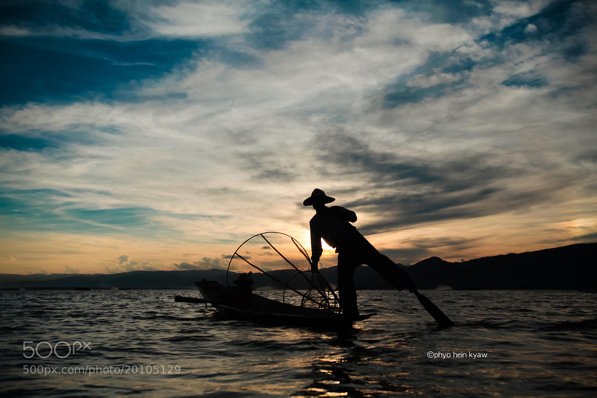 Photograph Inle #4 by Phyo Hein Kyaw (exiter) on 500px