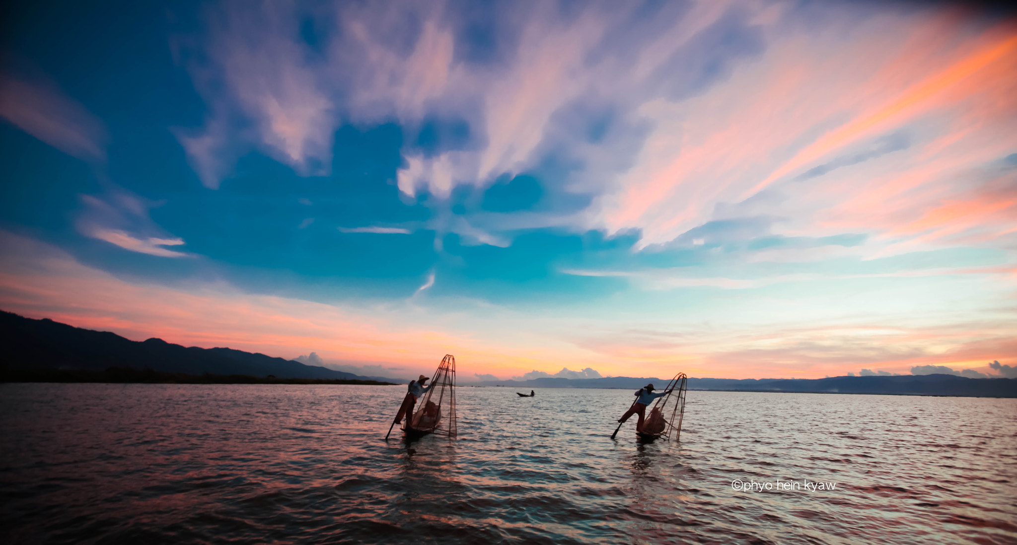 Photograph Inle #1 by Phyo Hein Kyaw (exiter) on 500px