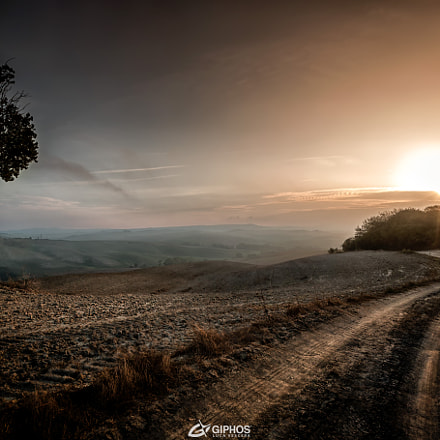 The Road to Sunshine !, Canon EOS 70D