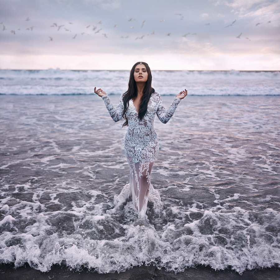 Of the Sea... by Bella Kotak on 500px.com