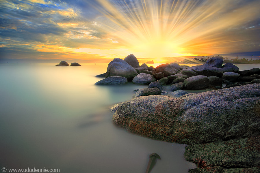 Photograph Beautiful light in the morning by Uda Dennie on 500px