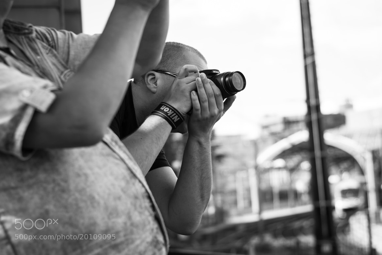 Photograph trainspotting by Kim Landgraf on 500px