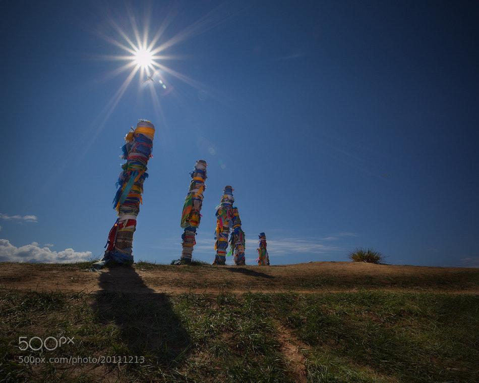 Photograph Star nomad by Jenya Sayfutdinov on 500px
