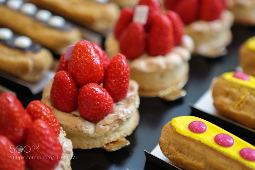 Photograph Tart by sharpiefish on 500px