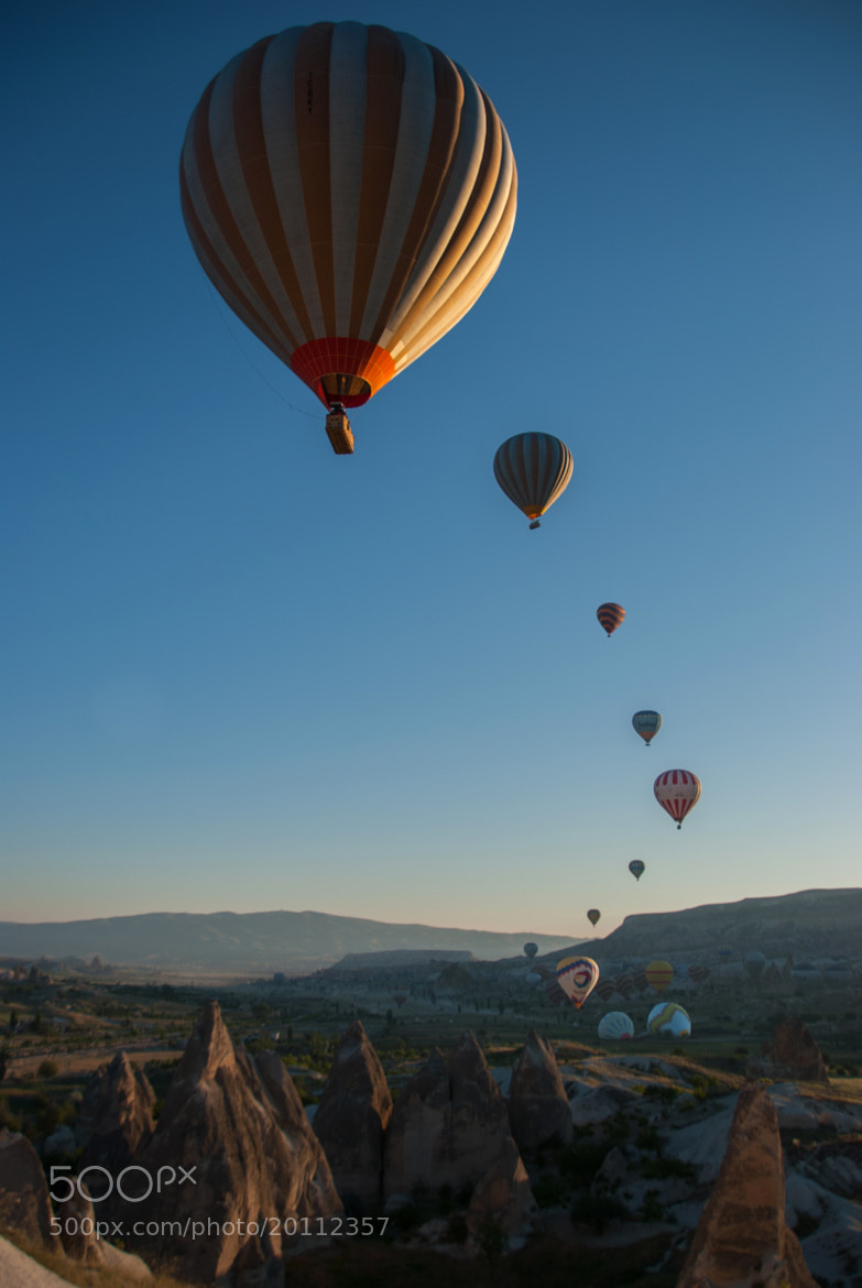 Photograph Balloons time!!! by César Asensio Marco on 500px