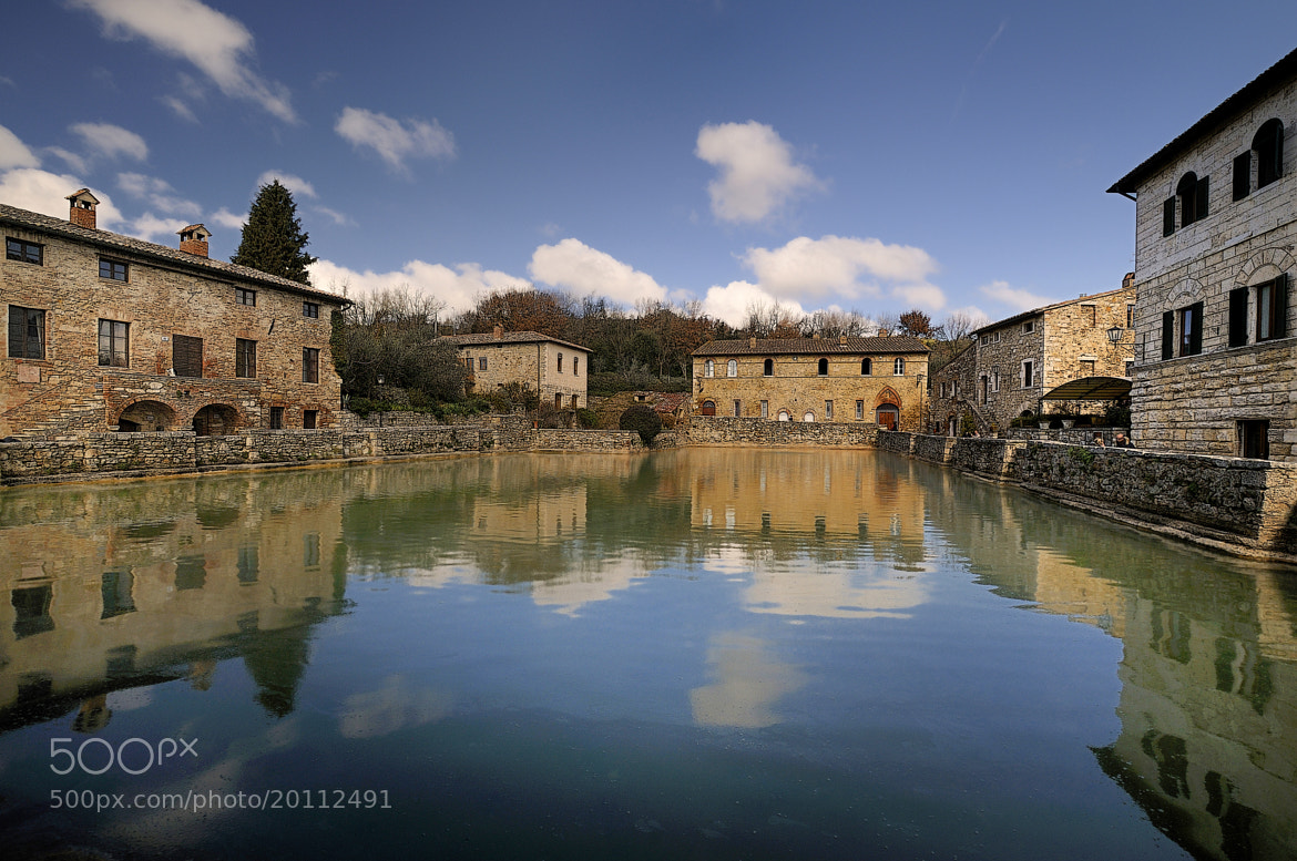 Photograph Bagno Vignone by mauro maione on 500px