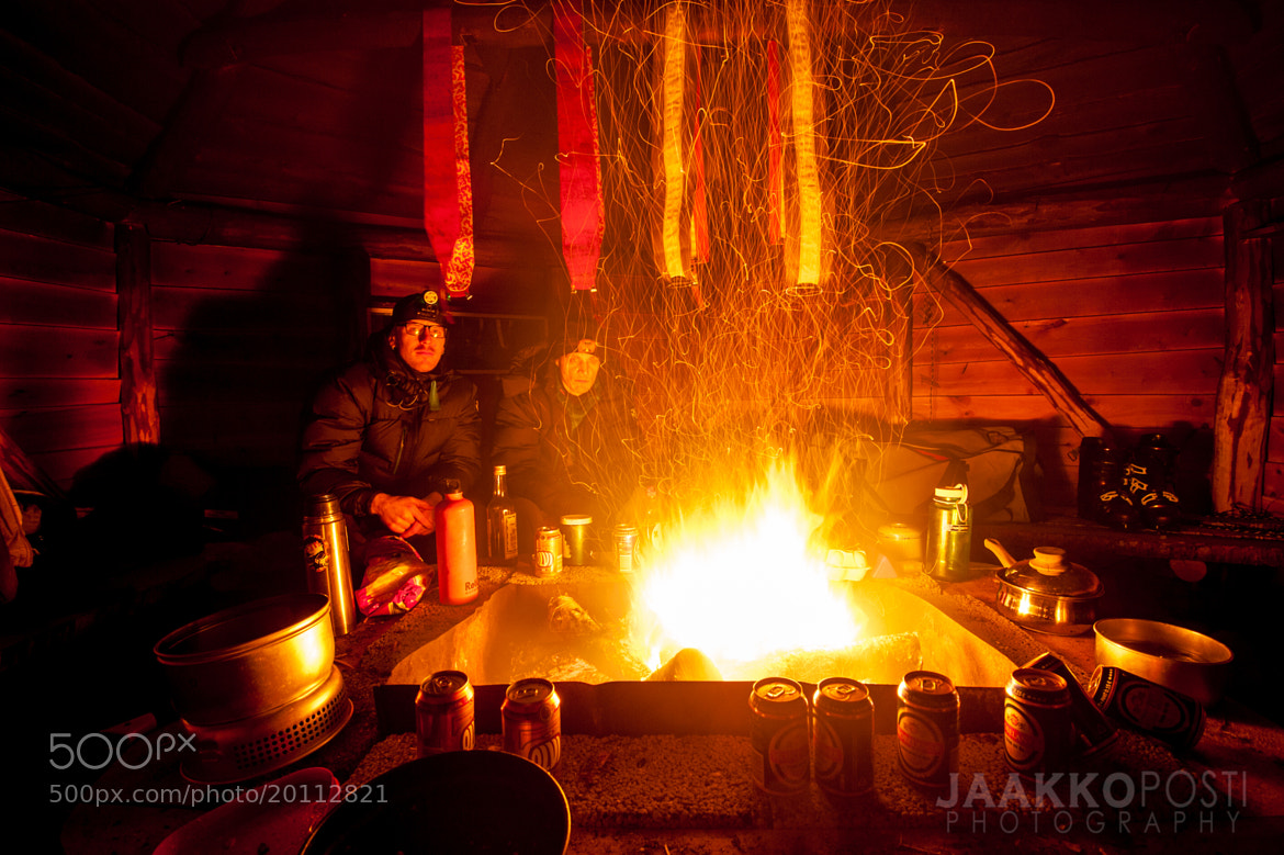 Photograph Some warm from the cold by Jaakko Posti on 500px