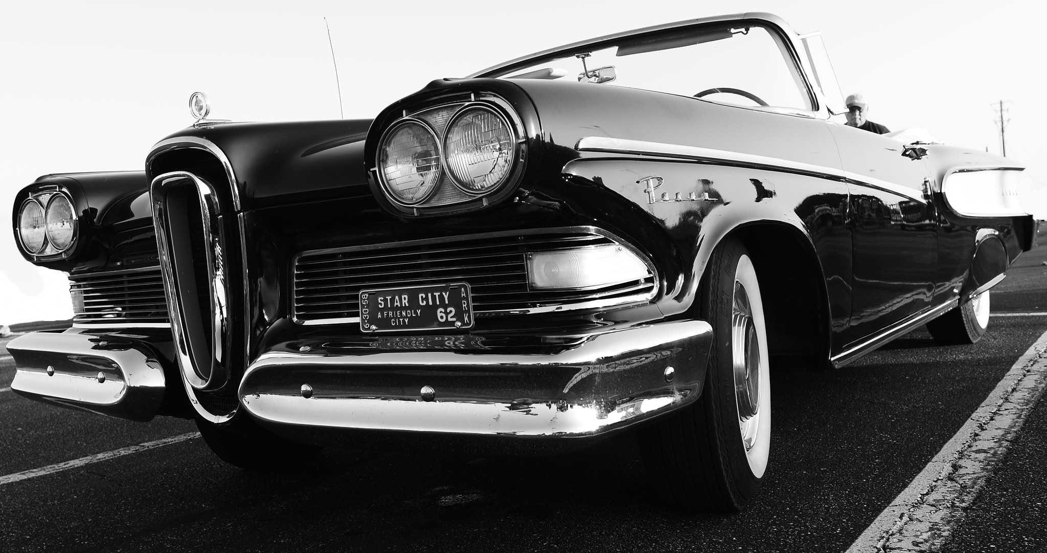 Photograph Edsel by Santo Commarato on 500px