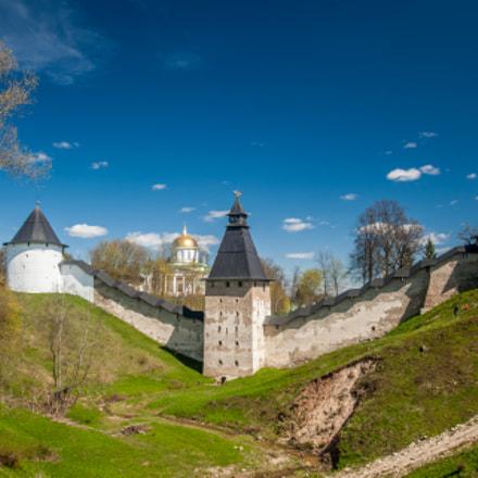 Tower Top Resetcon Pechora monastery