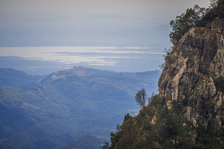 A View of the Udawalawe from the Devil's Staircase by Son of the Morning Light on 500px.com