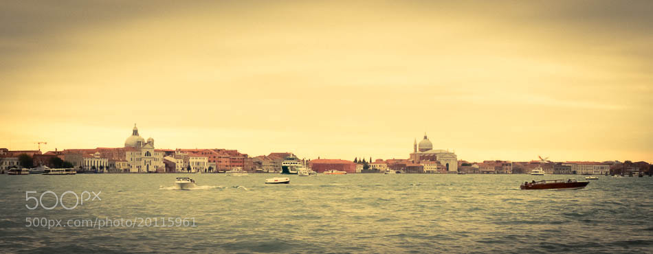 Photograph VENICE by Sam Smallwoods on 500px