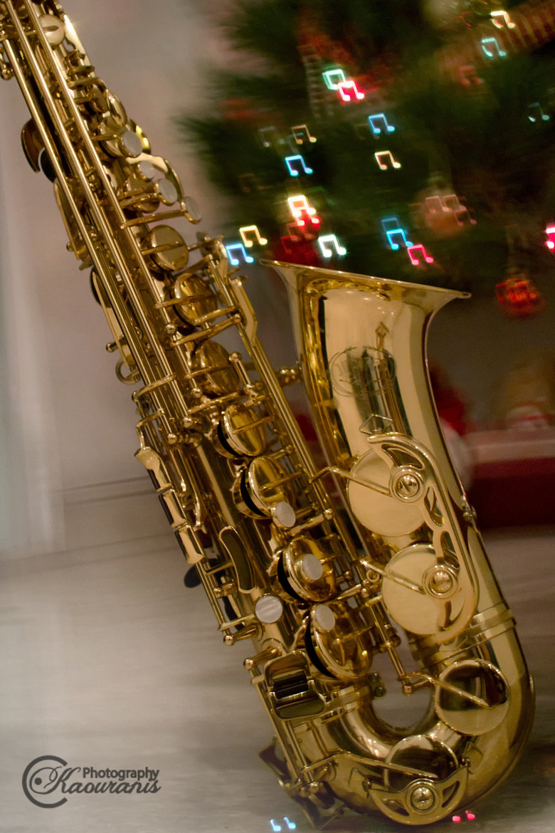 Photograph Christmas music, Sax on the spirit! by Christos Kaouranis on 500px