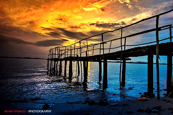 Photograph Bridge by Iman Hanggi on 500px