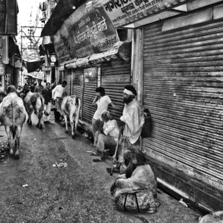 Streets of India, Canon POWERSHOT A640