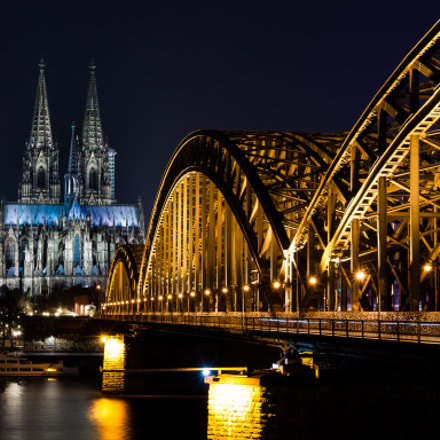 Cologne Byte Night, Canon EOS 500D