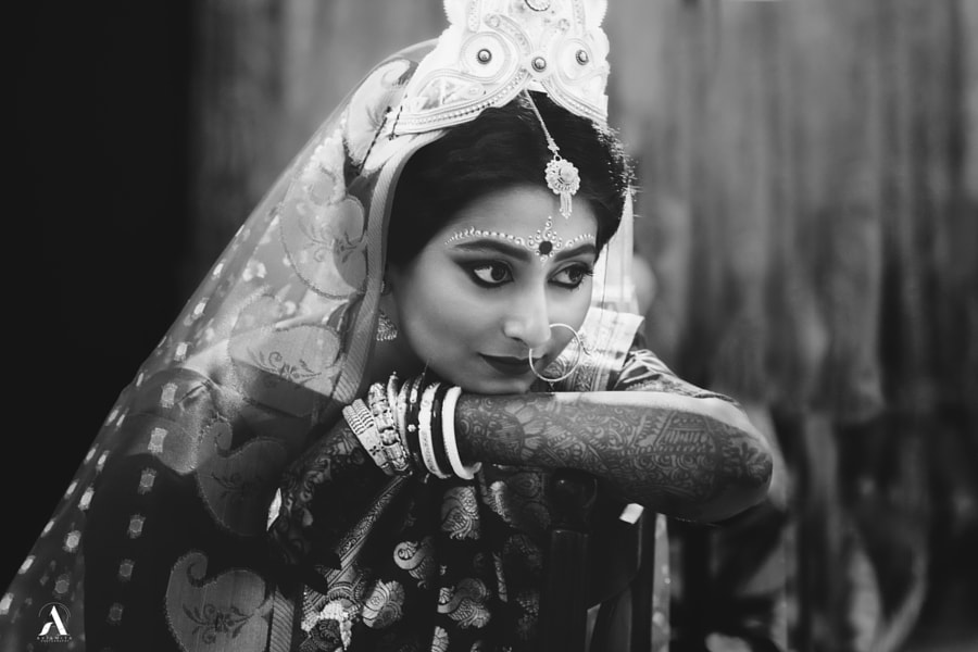 *Bride by Avismita Bhattacharyya on 500px.com