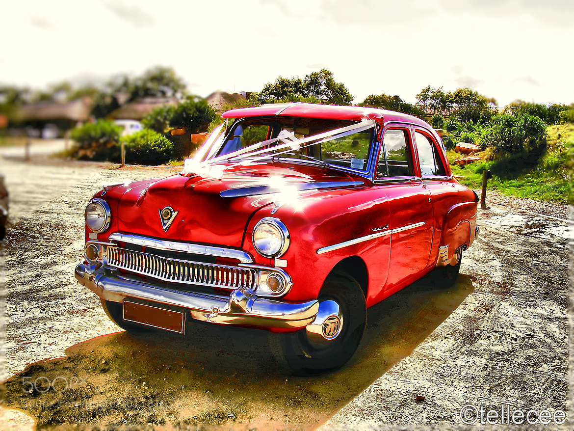 Photograph Vauxhall II by Tian Cronje on 500px